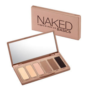 NEW!  Urban Decay Naked Basics Matte Eyeshadow